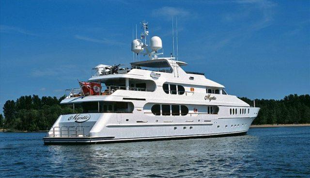 Elisa Charter Yacht - 2