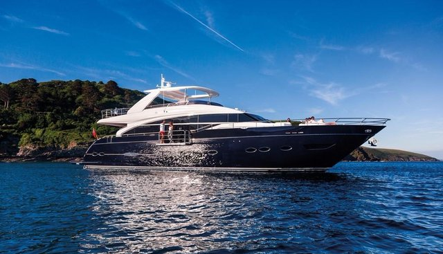 Rubio Charter Yacht