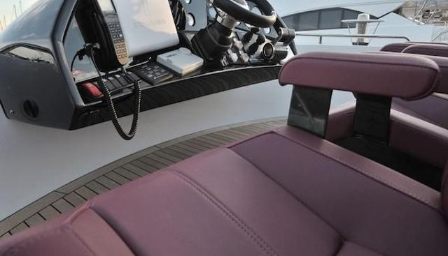 Dark Knight Charter Yacht - 8