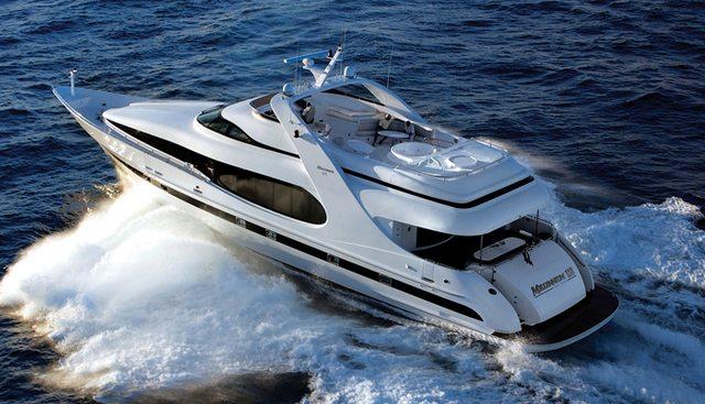 Phantom Charter Yacht - 2