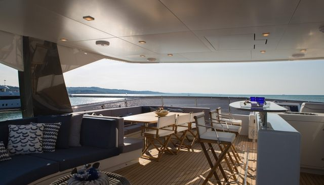 Rosey Charter Yacht - 4