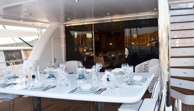 Nimir Charter Yacht - 5
