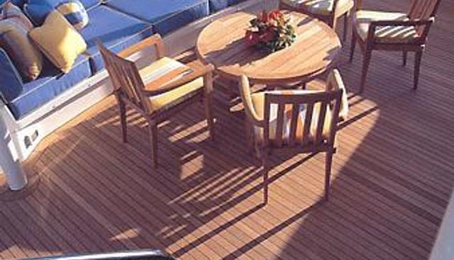 Westport 98 Charter Yacht - 3