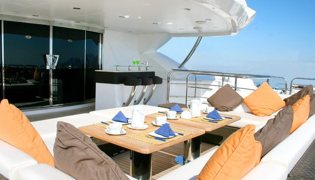 Barracuda Red Sea Charter Yacht - 4