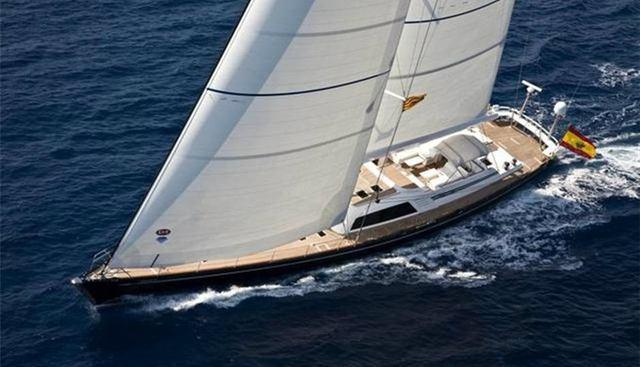 Anemos Charter Yacht