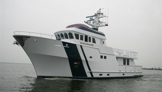Endurance Charter Yacht