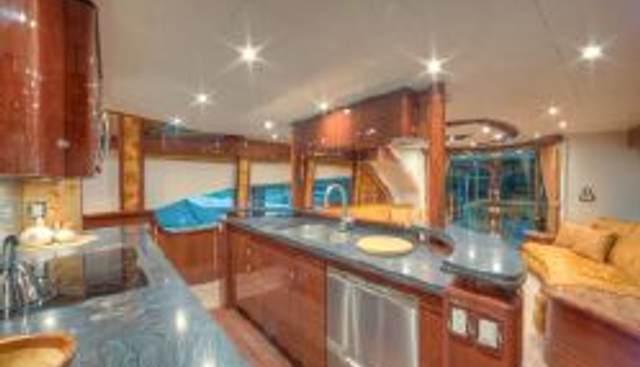Neptunus 75 Flybridge Charter Yacht - 3
