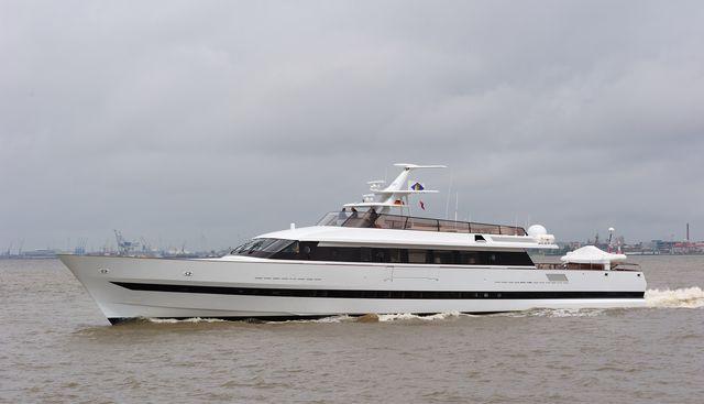 Shergar Charter Yacht - 2