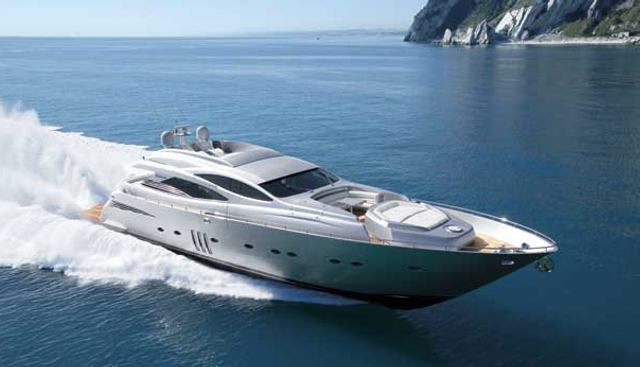 Rosanna Primero Charter Yacht