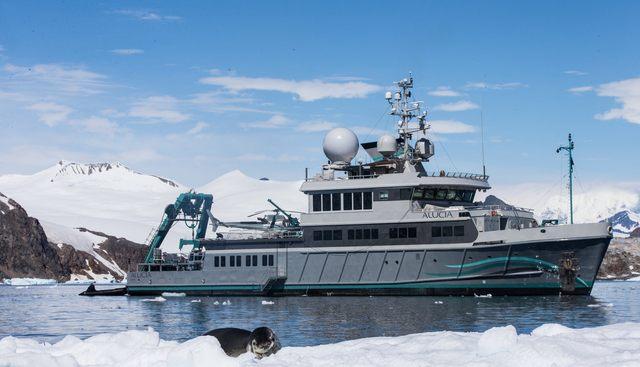 Alucia Charter Yacht