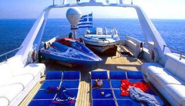 Paradis Charter Yacht - 2