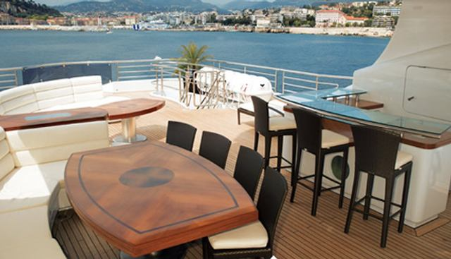 Talisman Maiton Charter Yacht - 7