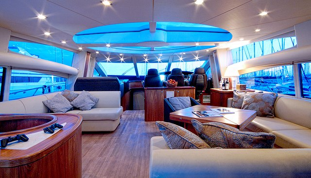 Low Profile Charter Yacht - 4