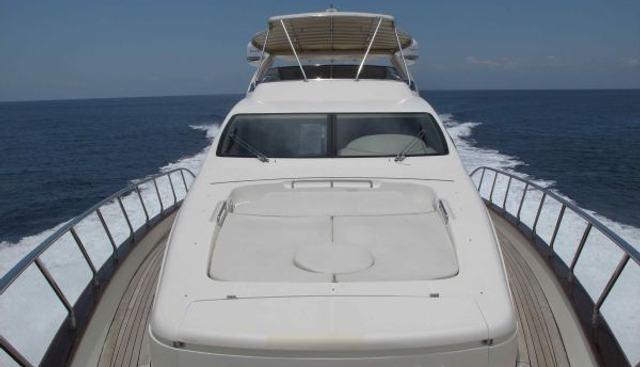 The Franji Charter Yacht - 3