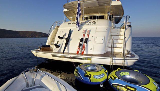 Sanjana Charter Yacht - 4