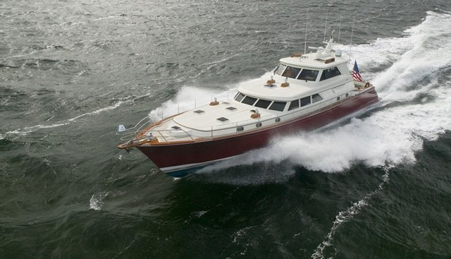 Discovery Charter Yacht - 4