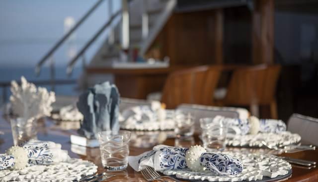 Cynthia Charter Yacht - 7