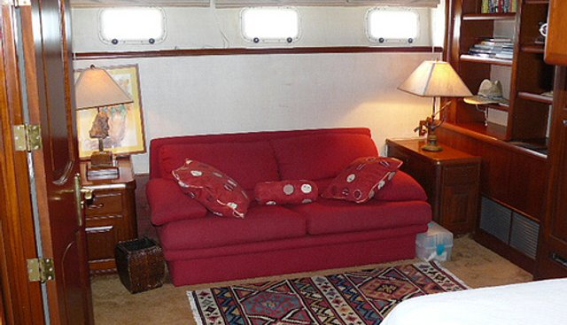 Kingfisher Charter Yacht - 5