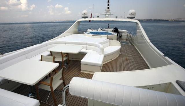 Grace Kelly Charter Yacht - 3