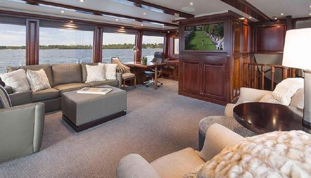 Plan A Charter Yacht - 3