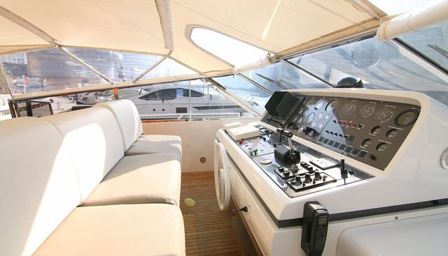 Time Out Monaco Charter Yacht - 3