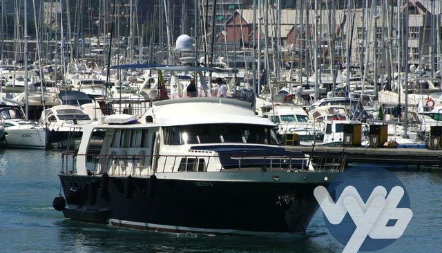 Majulema Charter Yacht