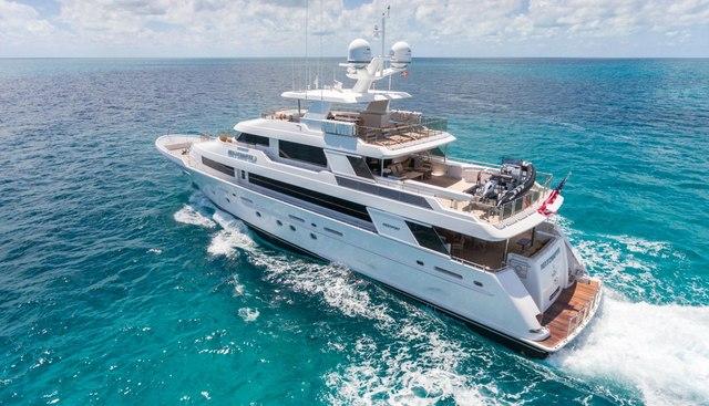 Arms Reach Charter Yacht - 4