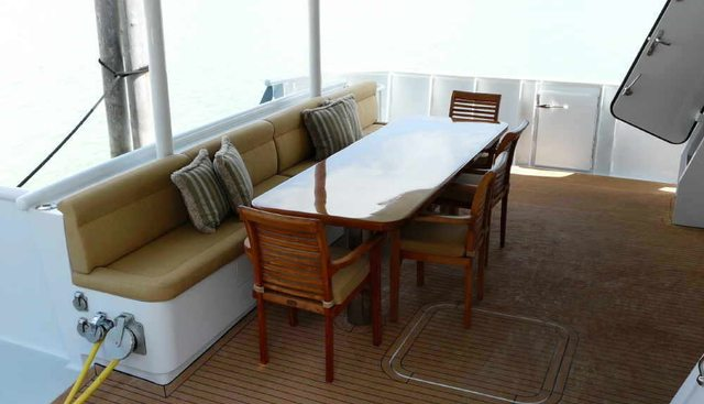 Miss Sarah J Charter Yacht - 2