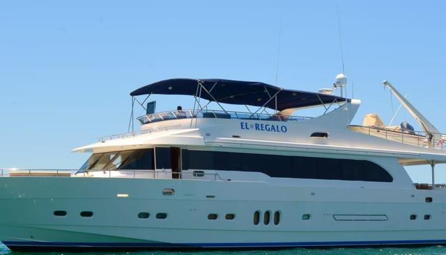 El Regalo Charter Yacht - 6
