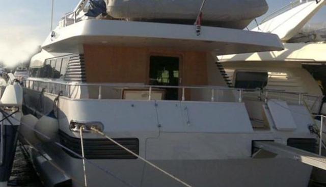 Admiral 27 Charter Yacht