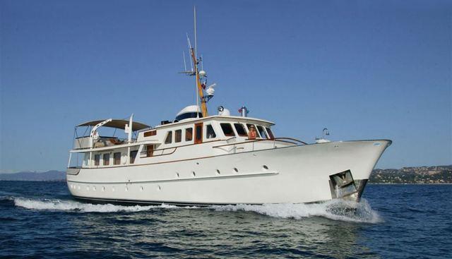 Cape Fane Charter Yacht