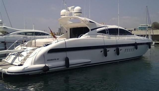 Bucanero Charter Yacht