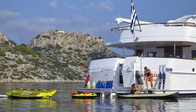 Ancallia Charter Yacht - 6