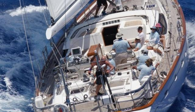 Zig Zag Charter Yacht - 2