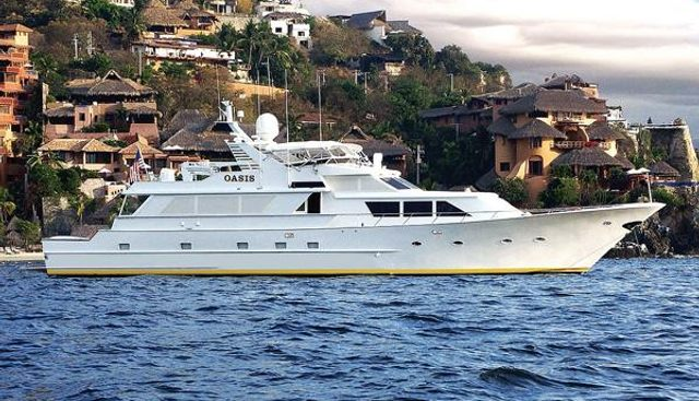 Burning Daylight Charter Yacht