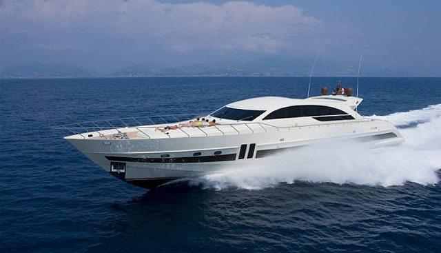 Ginevra Charter Yacht - 4