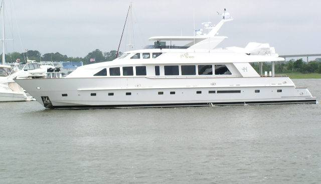 Miss Conduct VI Charter Yacht
