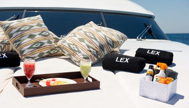 Lex Charter Yacht - 6