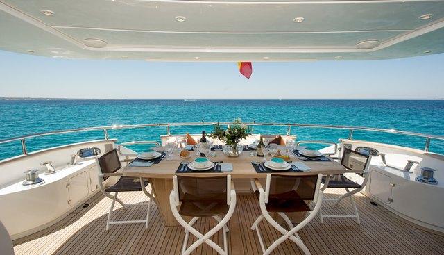 Lex Charter Yacht - 3