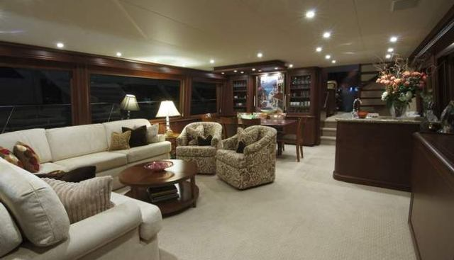 Gail Force Too Charter Yacht - 4
