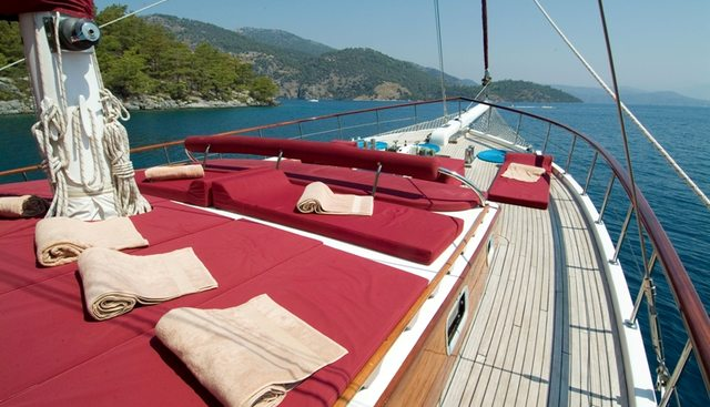 Kirke Charter Yacht - 4