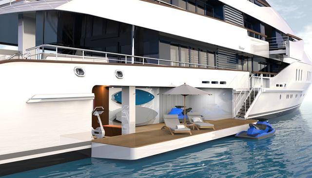 Vanish Charter Yacht - 5
