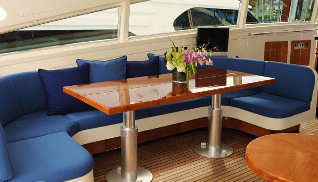 Petrus Charter Yacht - 4