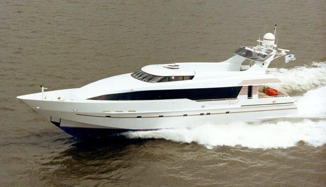 Hakim 7 Charter Yacht