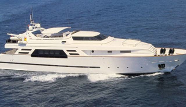 Gaudeamus Charter Yacht