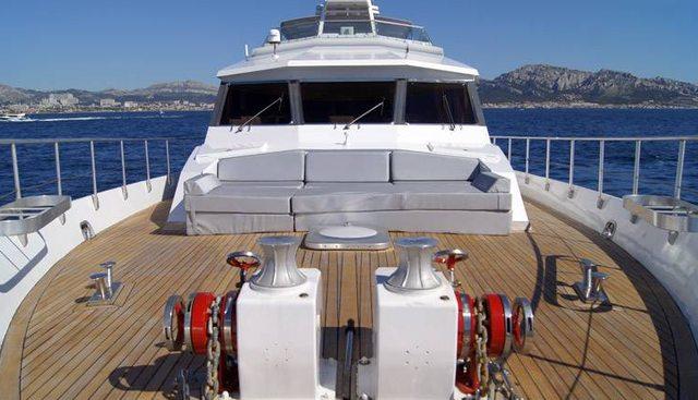 Sea Seven Charter Yacht - 5