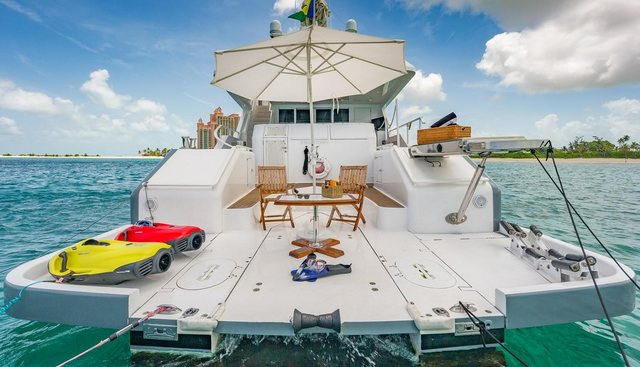 Rogue Charter Yacht - 5