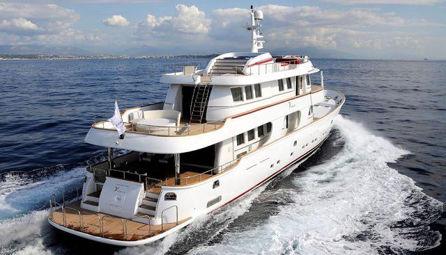 Tananai Charter Yacht - 5