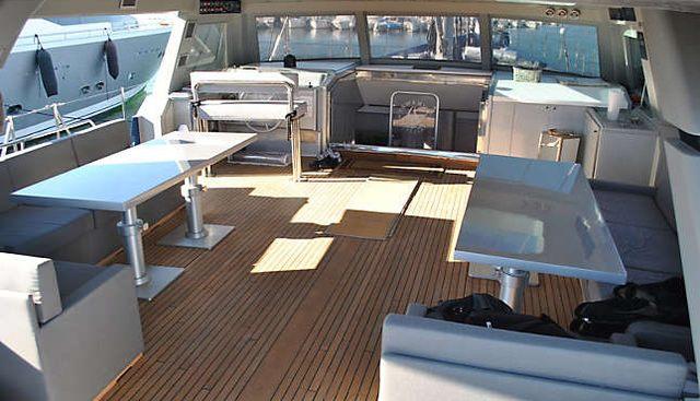 New Runaway Charter Yacht - 8