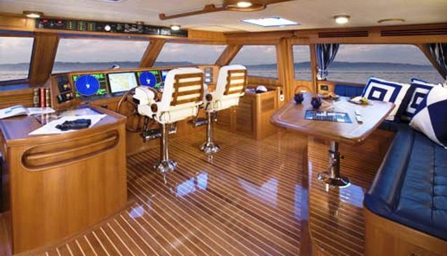 Peninsula Charter Yacht - 5